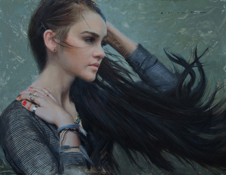 CaseyChilds_Henna_14x18_oil_web