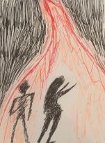 Cross Burning Poem Image